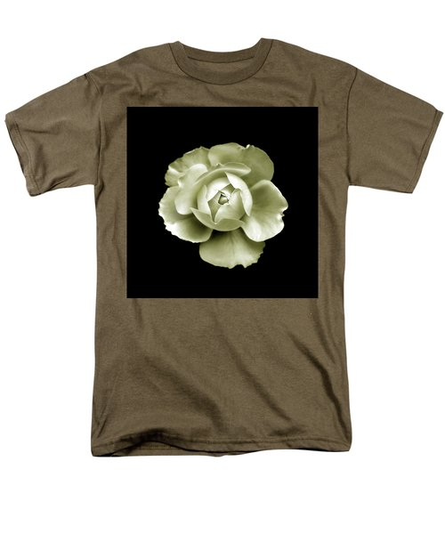 Men's T-Shirt  (Regular Fit) featuring the photograph Peony by Charles Harden