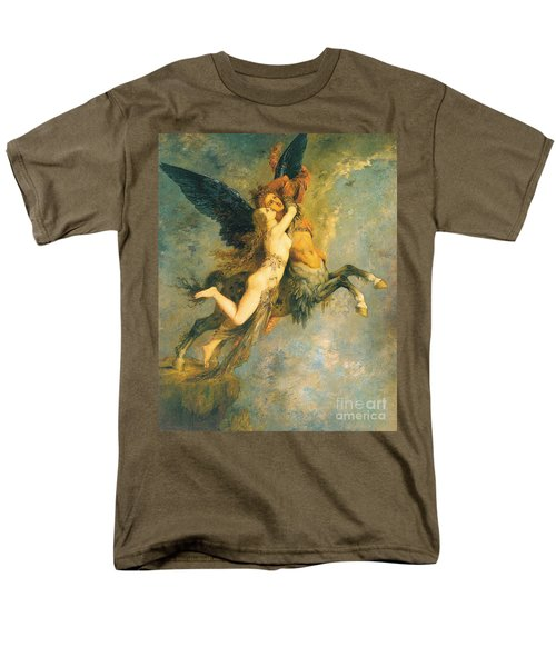 The Chimera Men's T-Shirt  (Regular Fit) by Gustave Moreau