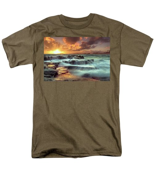 The Golden Hour Men's T-Shirt  (Regular Fit)