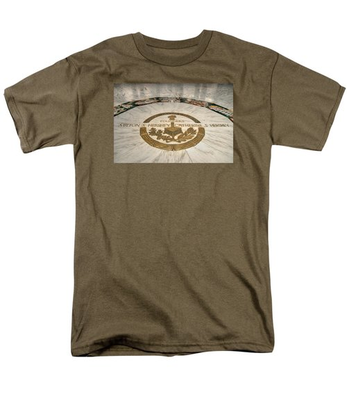 The Mural Men's T-Shirt  (Regular Fit) by Mark Dodd