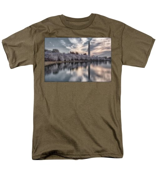 Washington Sunrise Men's T-Shirt  (Regular Fit)