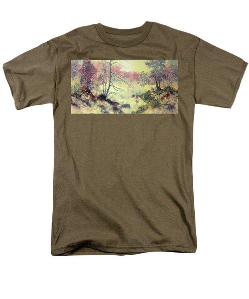 Woods And Wetlands Men's T-Shirt  (Regular Fit)