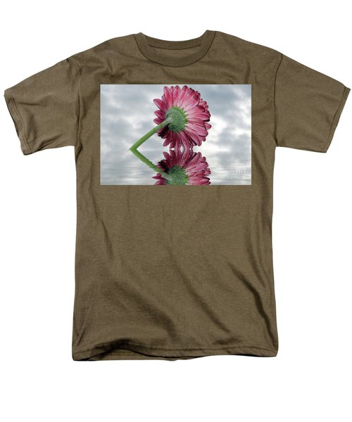 Nice Gerber Men's T-Shirt  (Regular Fit) by Elvira Ladocki