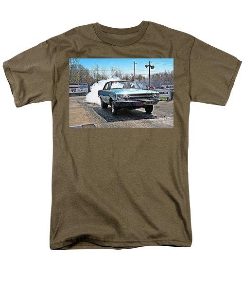 2759 05-03-2015 Esta Safety Park Men's T-Shirt  (Regular Fit) by Vicki Hopper
