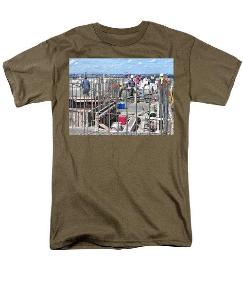 27th Street Lic 2 Men's T-Shirt  (Regular Fit) by Steve Sahm