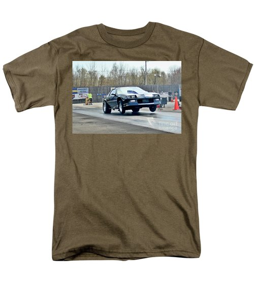 2832 05-03-2015 Esta Safety Park Men's T-Shirt  (Regular Fit) by Vicki Hopper