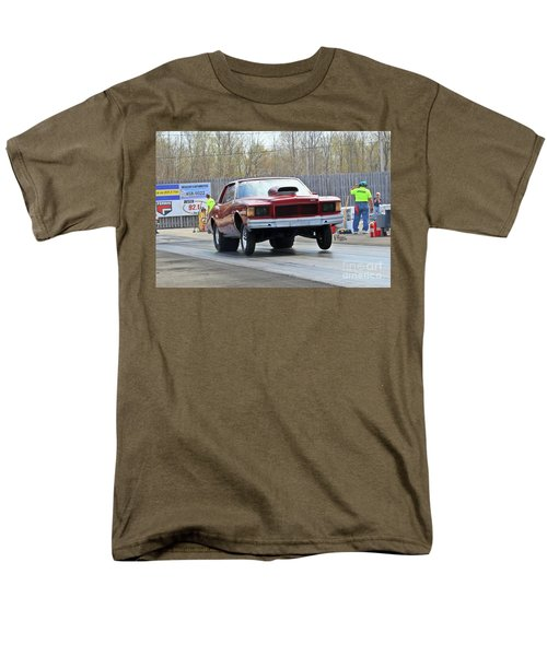 2840 05-03-2015 Esta Safety Park Men's T-Shirt  (Regular Fit) by Vicki Hopper