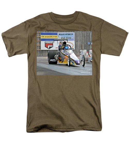 2875 05-03-2015 Esta Safety Park Men's T-Shirt  (Regular Fit) by Vicki Hopper