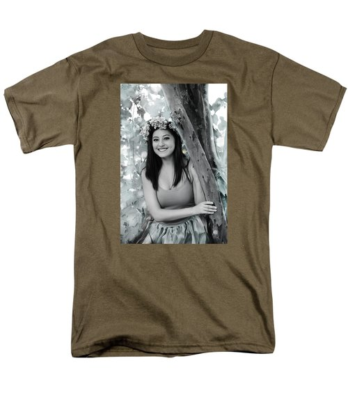 Men's T-Shirt  (Regular Fit) featuring the photograph 2916-3 by Teresa Blanton
