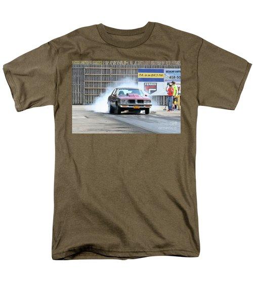 2958 05-03-2015 Esta Safety Park Men's T-Shirt  (Regular Fit) by Vicki Hopper
