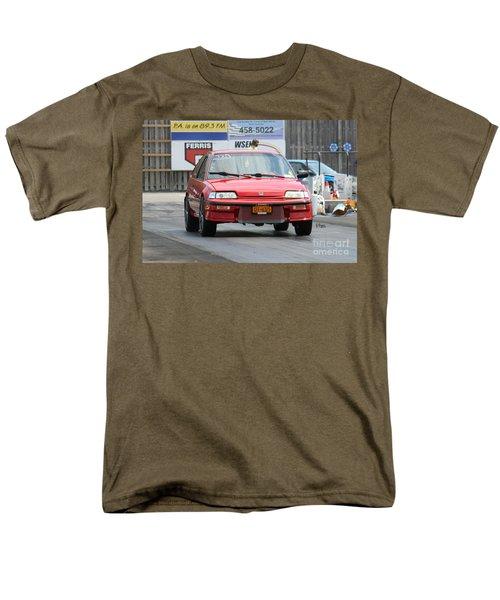 2994 05-03-2015 Esta Safety Park Men's T-Shirt  (Regular Fit) by Vicki Hopper