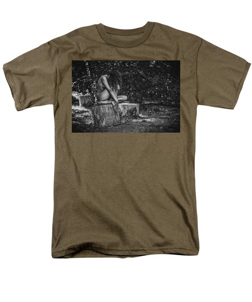 Men's T-Shirt  (Regular Fit) featuring the photograph Dany by Traven Milovich