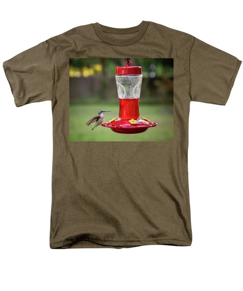 My Sweet Hummingbird Men's T-Shirt  (Regular Fit) by Denis Lemay