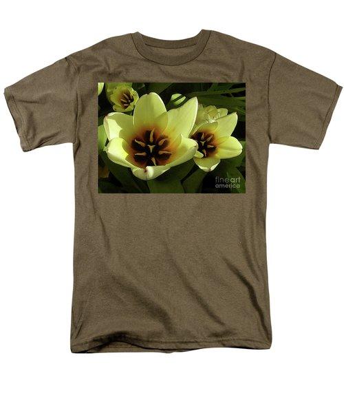 Tulip Lights #4 Men's T-Shirt  (Regular Fit) by Kim Tran