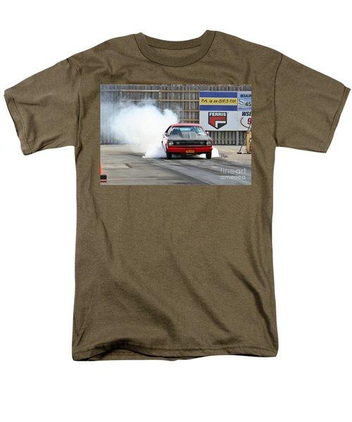 3008 05-03-2015 Esta Safety Park Men's T-Shirt  (Regular Fit) by Vicki Hopper