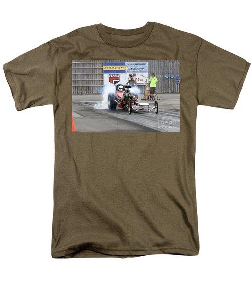 3109 05-03-2015 Esta Safety Park Men's T-Shirt  (Regular Fit) by Vicki Hopper