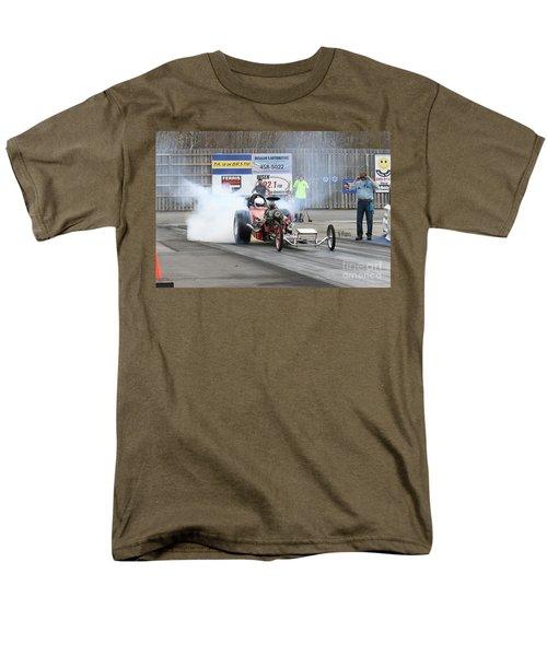 3110 05-03-2015 Esta Safety Park Men's T-Shirt  (Regular Fit) by Vicki Hopper