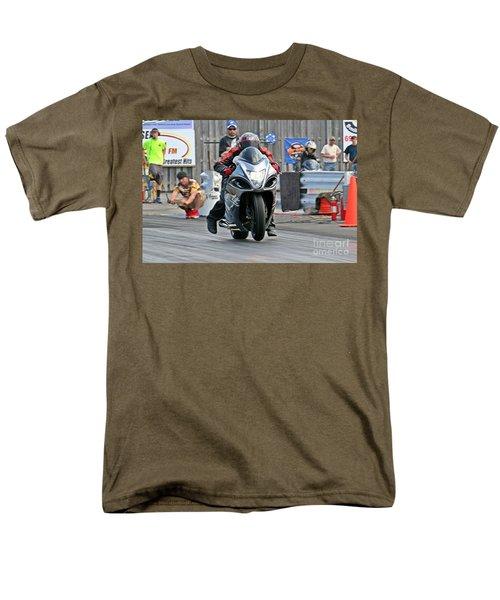 3163 05-03-2015 Esta Safety Park Men's T-Shirt  (Regular Fit) by Vicki Hopper