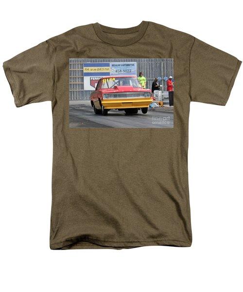 3193 05-03-2015 Esta Safety Park Men's T-Shirt  (Regular Fit) by Vicki Hopper