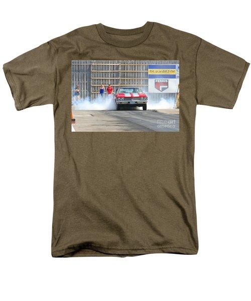 3256 05-03-2015 Esta Safety Park Men's T-Shirt  (Regular Fit) by Vicki Hopper