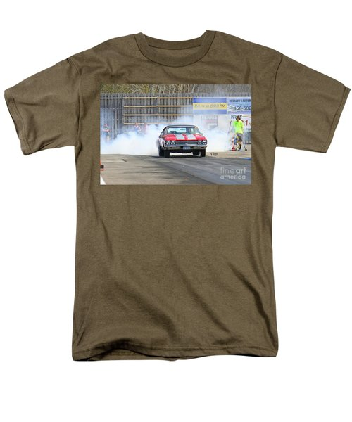 3259 05-03-2015 Esta Safety Park Men's T-Shirt  (Regular Fit) by Vicki Hopper