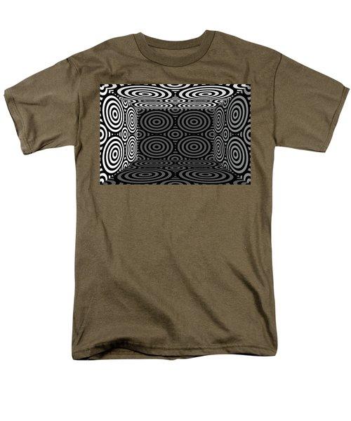 Men's T-Shirt  (Regular Fit) featuring the photograph 3d Mg553dw by Mike McGlothlen