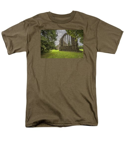 Inchmahome Priory Men's T-Shirt  (Regular Fit) by Jeremy Lavender Photography