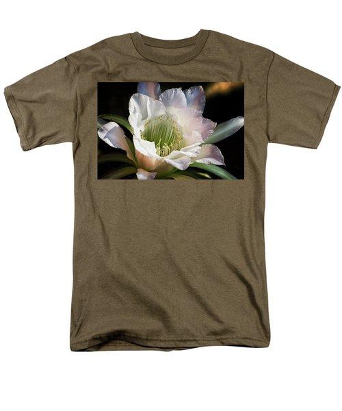 Men's T-Shirt  (Regular Fit) featuring the photograph The Beauty Of White  by Saija Lehtonen