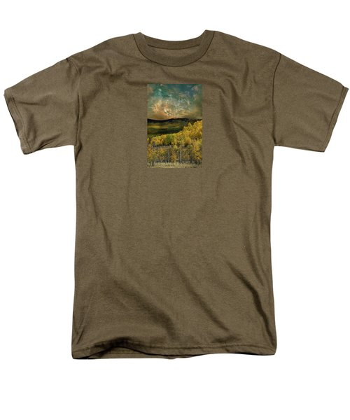 Men's T-Shirt  (Regular Fit) featuring the photograph 4394 by Peter Holme III