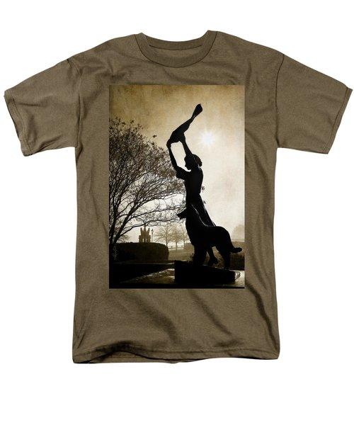 44 Years Of Waving Men's T-Shirt  (Regular Fit) by Renee Sullivan