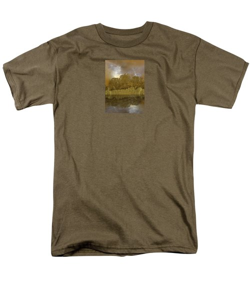 Men's T-Shirt  (Regular Fit) featuring the photograph 4411 by Peter Holme III