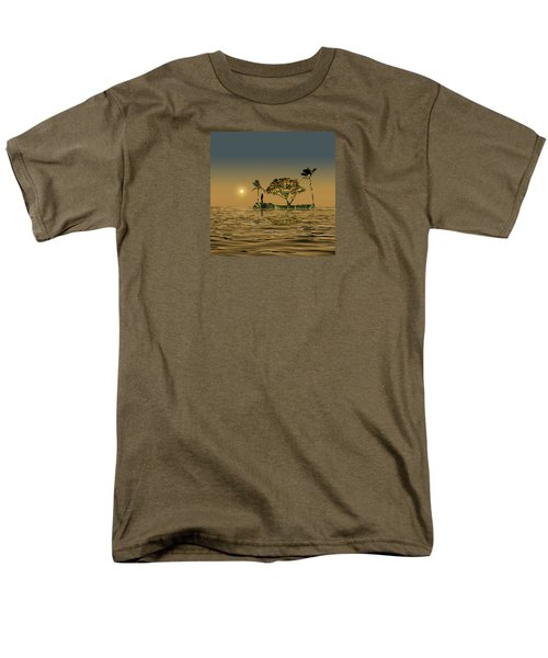 Men's T-Shirt  (Regular Fit) featuring the photograph 4423 by Peter Holme III