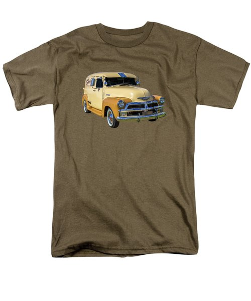 54 Delivery Men's T-Shirt  (Regular Fit) by Keith Hawley