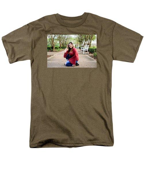 5539 Men's T-Shirt  (Regular Fit) by Teresa Blanton