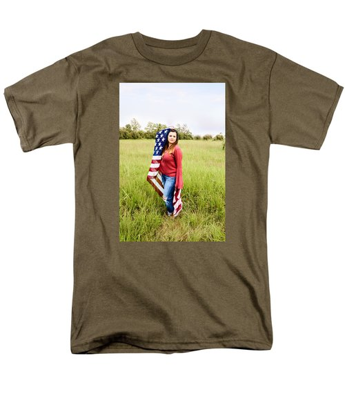 Men's T-Shirt  (Regular Fit) featuring the photograph 5623-2 by Teresa Blanton