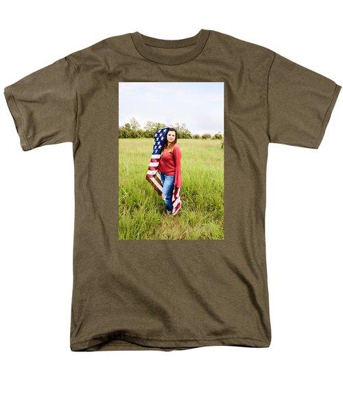 5623-2 Men's T-Shirt  (Regular Fit) by Teresa Blanton