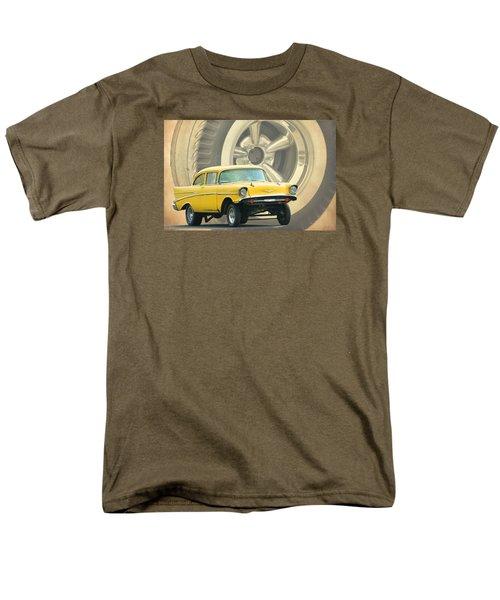 57 Gasser Men's T-Shirt  (Regular Fit) by Steve McKinzie