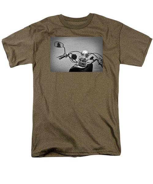 No Title Men's T-Shirt  (Regular Fit) by Edgar Torres