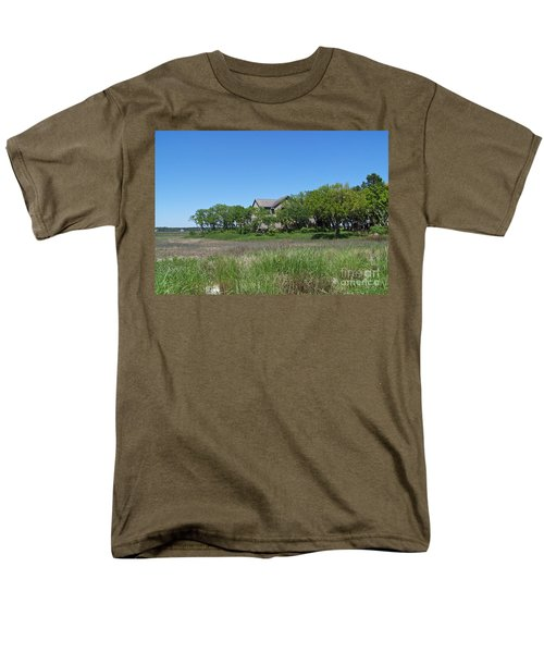 A Beautiful Day Men's T-Shirt  (Regular Fit) by Carol  Bradley