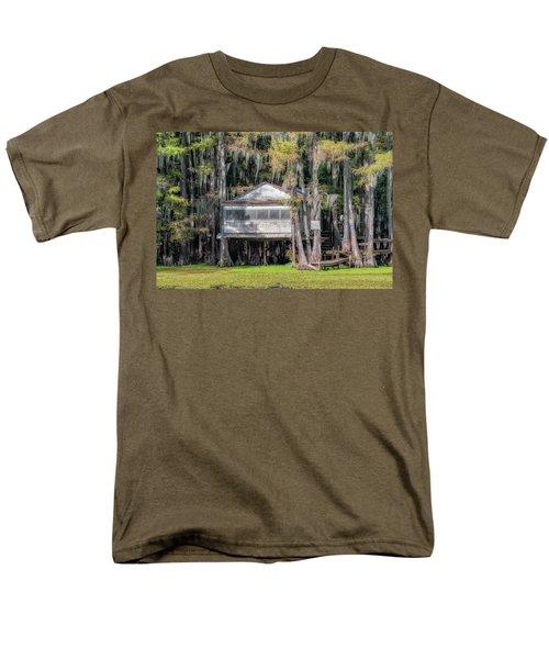 A Boggy Tea Room Men's T-Shirt  (Regular Fit)