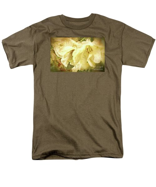 Men's T-Shirt  (Regular Fit) featuring the photograph A Bunch Of Birthday Wishes by Jean OKeeffe Macro Abundance Art