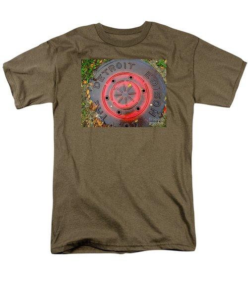A Detroit Thing Men's T-Shirt  (Regular Fit) by Sandra Church