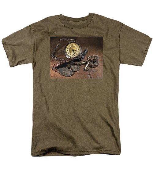 A Different Time Men's T-Shirt  (Regular Fit)