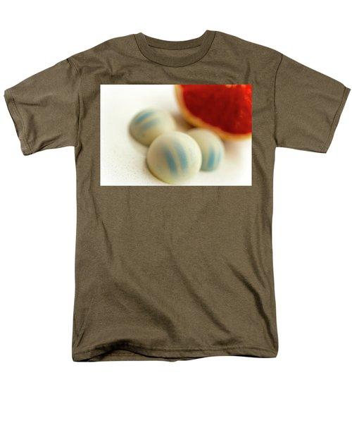 A Hint Of Grapefruit Men's T-Shirt  (Regular Fit) by Sabine Edrissi