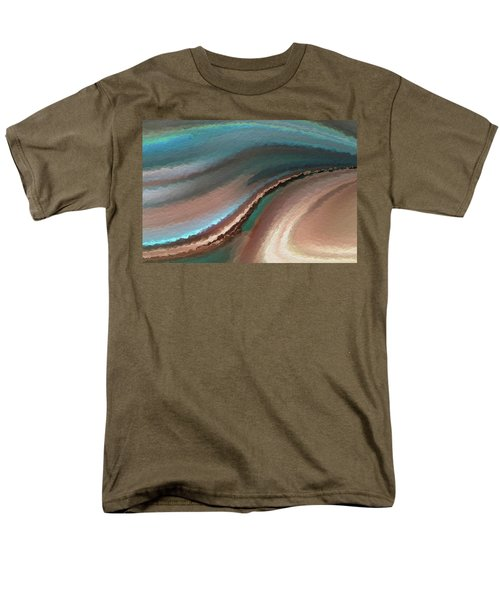 A Life Changing Belief. Romans 10 9 Men's T-Shirt  (Regular Fit) by Mark Lawrence