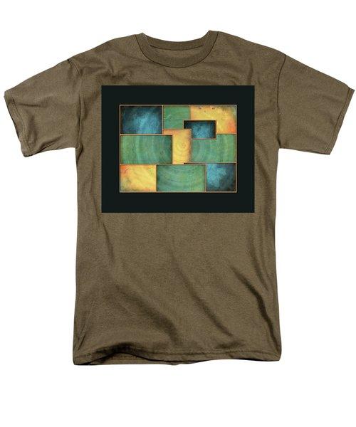 A Light Well Men's T-Shirt  (Regular Fit) by Deborah Smith