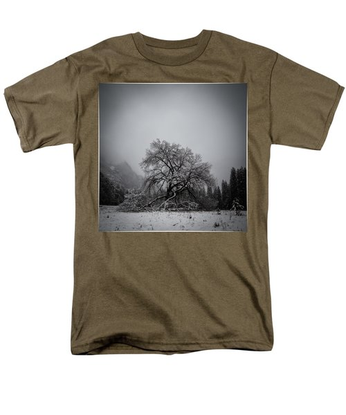 A Magic Tree Men's T-Shirt  (Regular Fit) by Lora Lee Chapman