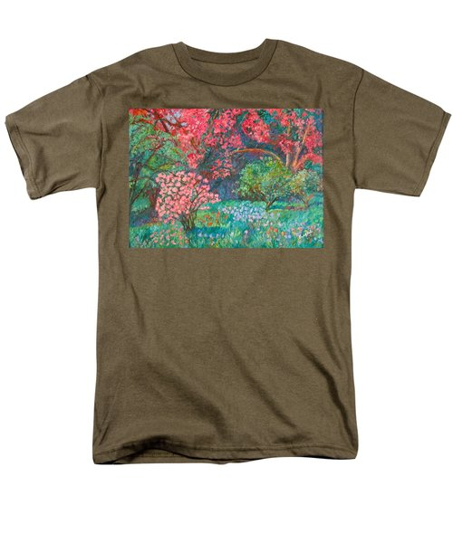 A Memory Men's T-Shirt  (Regular Fit) by Kendall Kessler