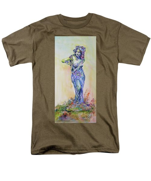 A Moment In Time Men's T-Shirt  (Regular Fit) by Mary Haley-Rocks