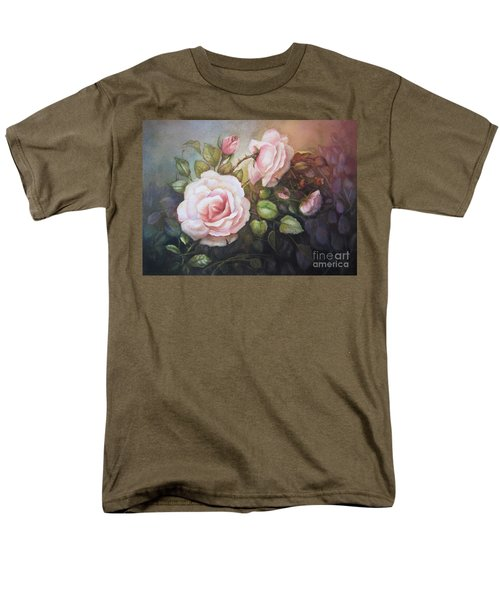 A Moment In Time Men's T-Shirt  (Regular Fit) by Patricia Schneider Mitchell